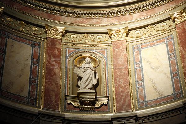 Cathedral Interior Stock photo © eldadcarin