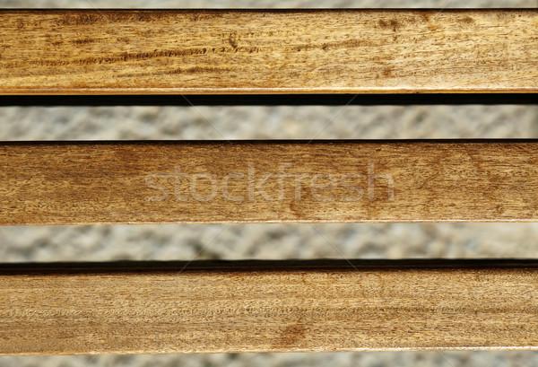 Wooden Beams Abstract Stock photo © eldadcarin