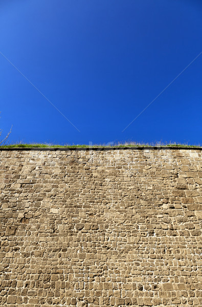 Acco Wall Stock photo © eldadcarin