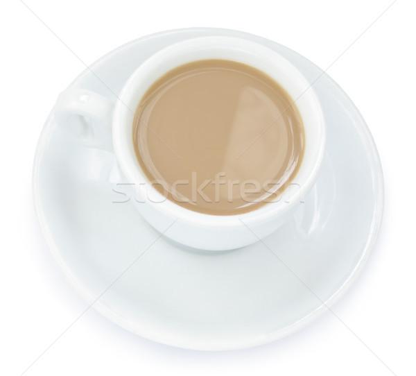 Isolated Coffee Cup Stock photo © eldadcarin