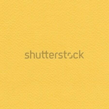 Fiber Paper Texture - Naples Yellow Stock photo © eldadcarin