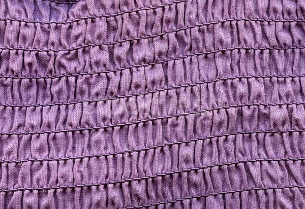 Yüksek karar pembe pamuk kumaş Stok fotoğraf © eldadcarin