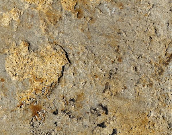 Sporca concrete primo piano piano sfondo sabbia Foto d'archivio © eldadcarin