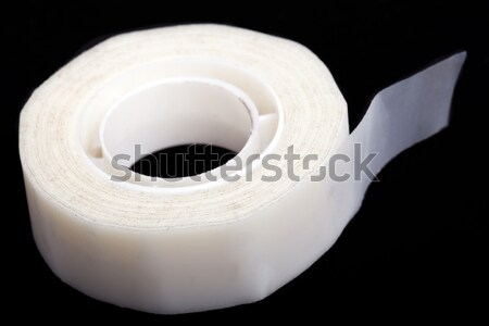 Dusty Sticky Tape Roll Stock photo © eldadcarin