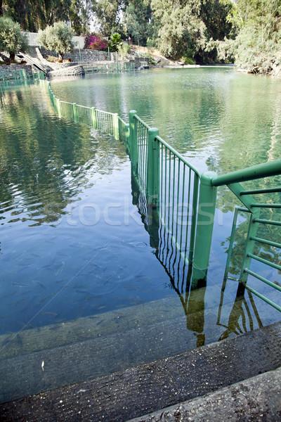 Stok fotoğraf: Ürdün · nehir · görmek · yer · İsrail