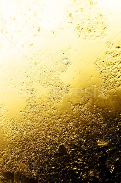 банан луна макроса продовольствие аннотация пейзаж Сток-фото © eldadcarin