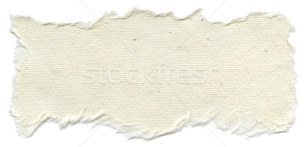 Isolado arroz textura do papel creme branco textura Foto stock © eldadcarin