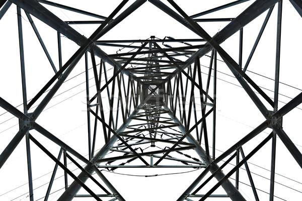 Isolated Pylon Abstract Stock photo © eldadcarin