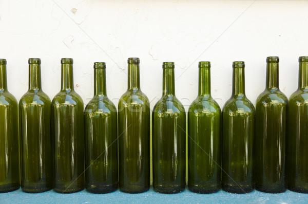 Mediterranean Bottles Stock photo © eldadcarin