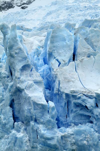 Glacier in Patagonia Stock photo © eldadcarin