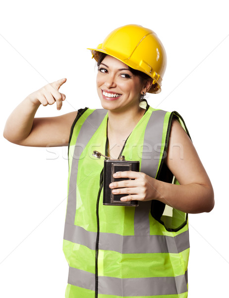 Drunk Alcohol Safety Woman Stock photo © eldadcarin