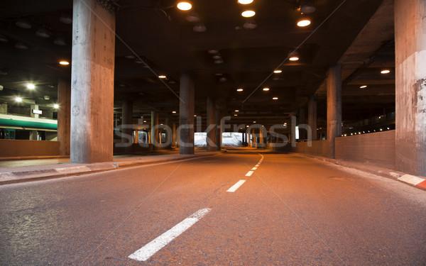 Street Tunnel Stock photo © eldadcarin