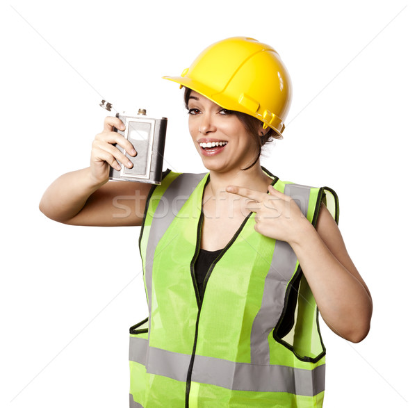Alcohol Safety Woman Stock photo © eldadcarin