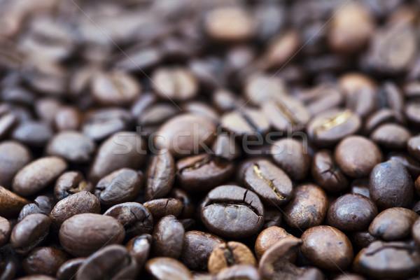 Coffee Beans Carpet Stock photo © eldadcarin