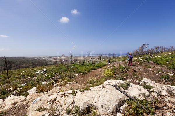 Field Trip on the Hills Stock photo © eldadcarin