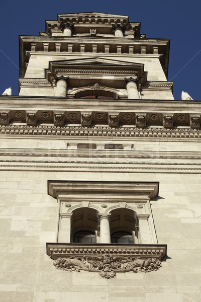 St. Stephen Basilica, Budapest, Hungary Stock photo © eldadcarin