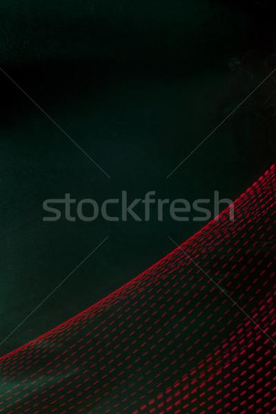 Soyut kırmızı derin yeşil renk Stok fotoğraf © Elegies