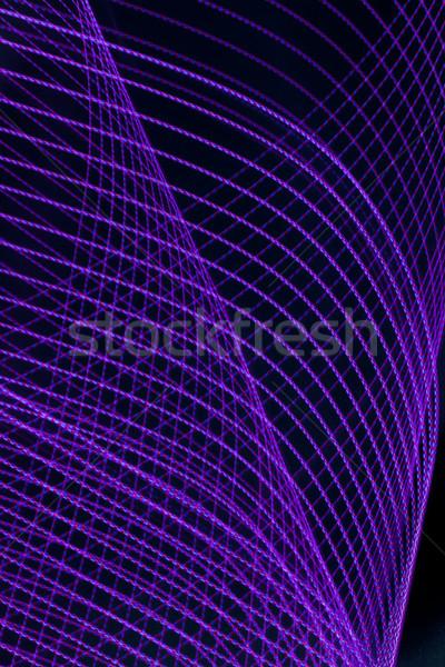 Abstract viola colore Blur Foto d'archivio © Elegies