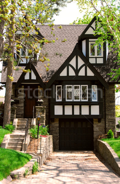 Stock photo: House