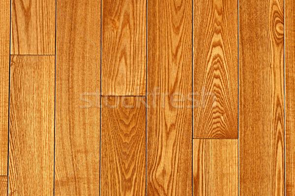 Hardwood floor Stock photo © elenaphoto