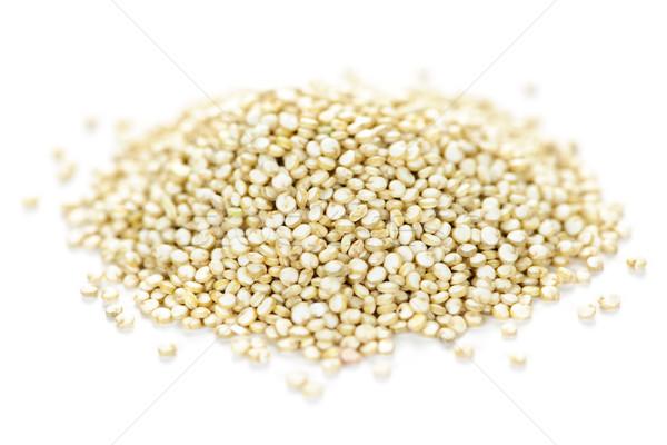 Quinoa grain closeup Stock photo © elenaphoto