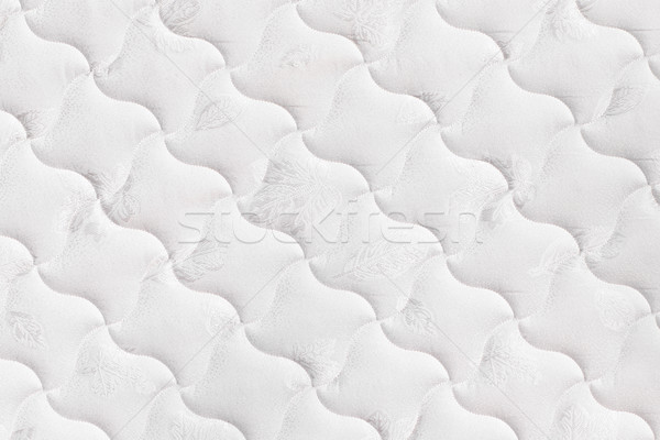Matelas fond soft confortable blanche lit Photo stock © elenaphoto