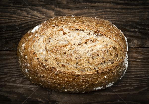 буханка хлеб продовольствие Сток-фото © elenaphoto
