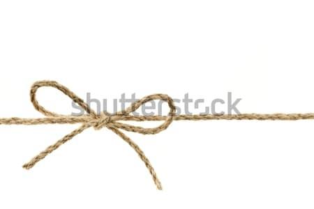 Как сделать бантик веревки - Selivanov shina