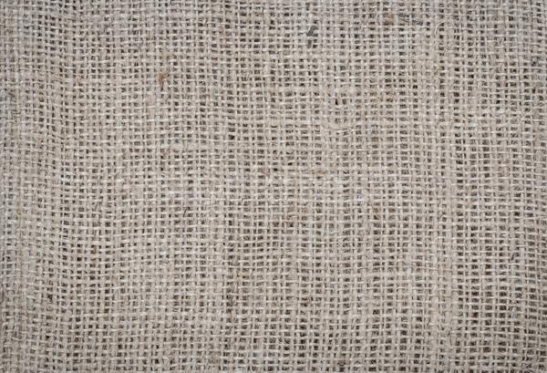 Burlap texture Stock photo © elenaphoto