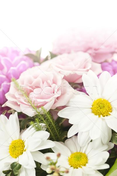Bouquet of flowers Stock photo © elenaphoto