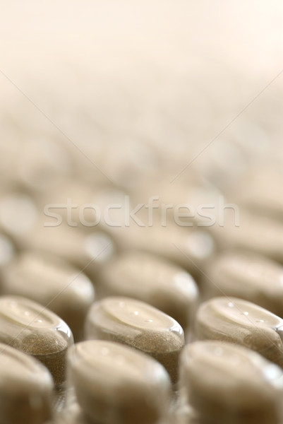 Pillole natura salute Foto d'archivio © elenaphoto