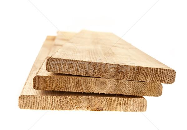 Cedar planks Stock photo © elenaphoto