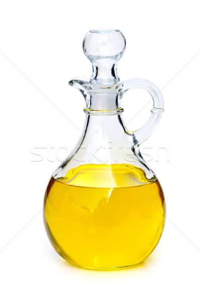 Bottle with oil Stock photo © elenaphoto