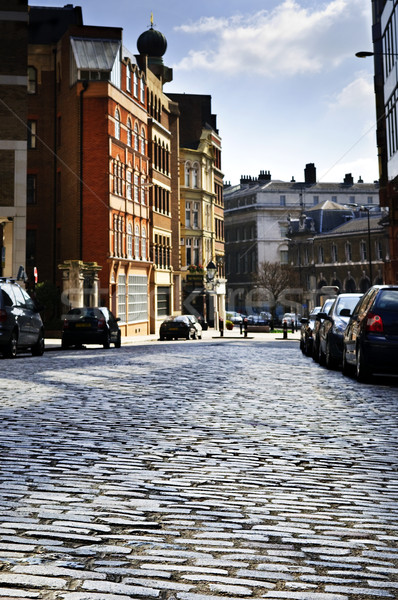 London street Stock photo © elenaphoto
