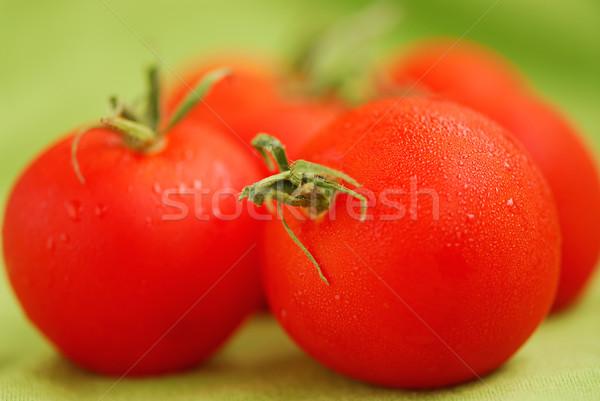 Tomatoes Stock photo © elenaphoto