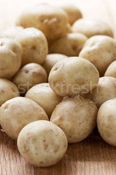 Potatoes Stock photo © elenaphoto