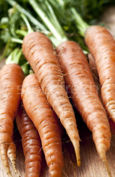 Carrots Stock photo © elenaphoto