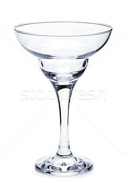 Empty margarita glass Stock photo © elenaphoto