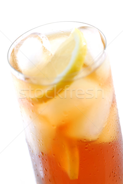 Iced tea Stock photo © elenaphoto