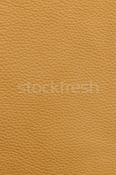 Yellow leather background Stock photo © elenaphoto