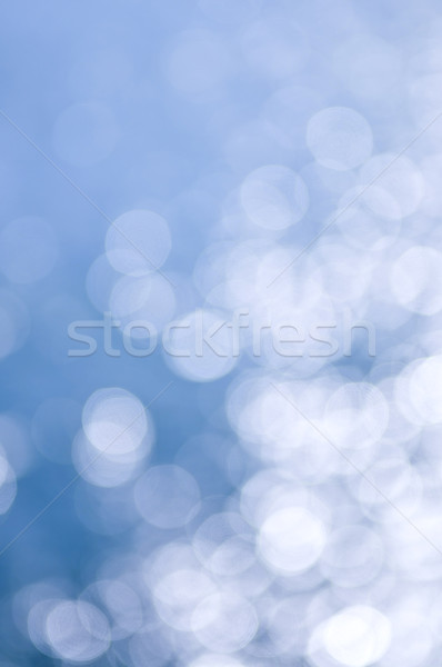 Blue and white background Stock photo © elenaphoto