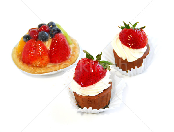 Dessert Stock photo © elenaphoto