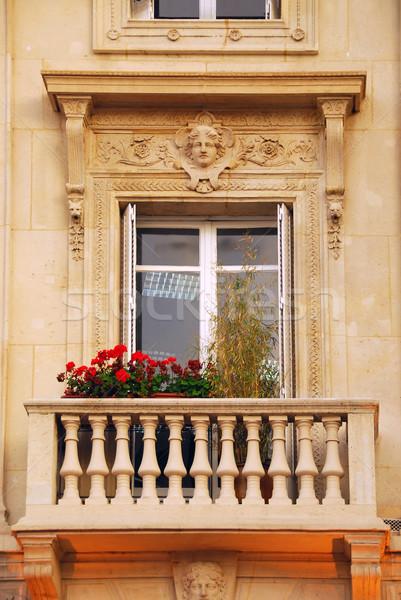 Old window Stock photo © elenaphoto