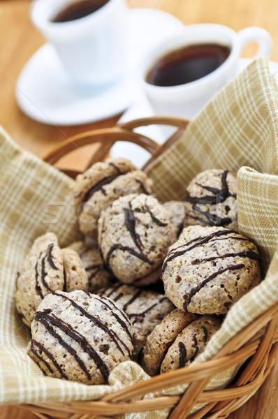 Cookies Stock photo © elenaphoto