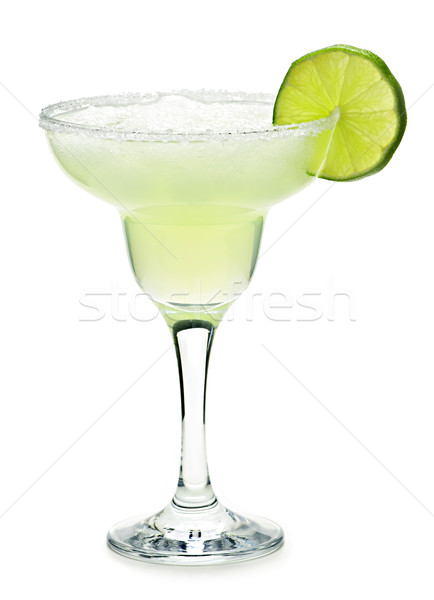 Margarita in a glass Stock photo © elenaphoto