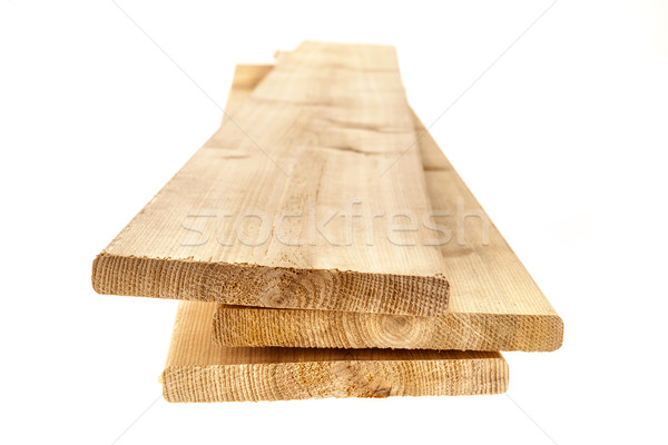 Cedar planks Stock photo © elenaphoto