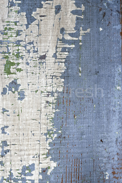 Foto stock: Edad · pintado · fondo · de · madera · madera · bordo · textura