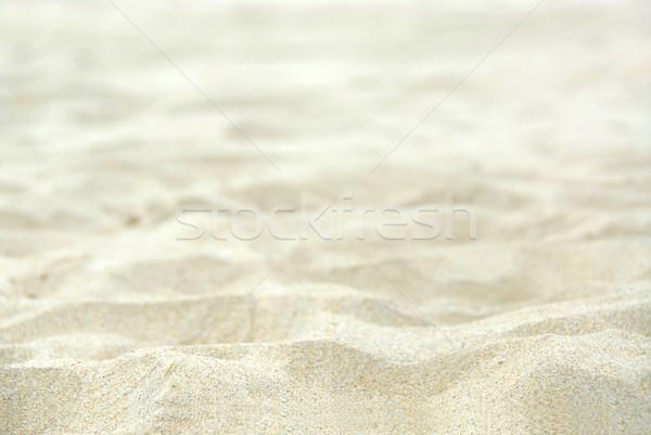 Sable sable blanc texture blanche côte rive Photo stock © elenaphoto
