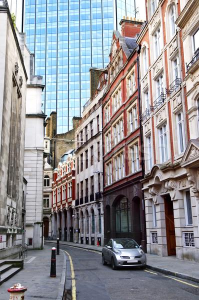 Stock photo: London street