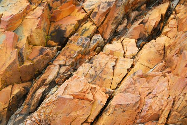 Rock surface Stock photo © elenaphoto